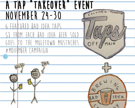 best friendz: A Tap Takeover